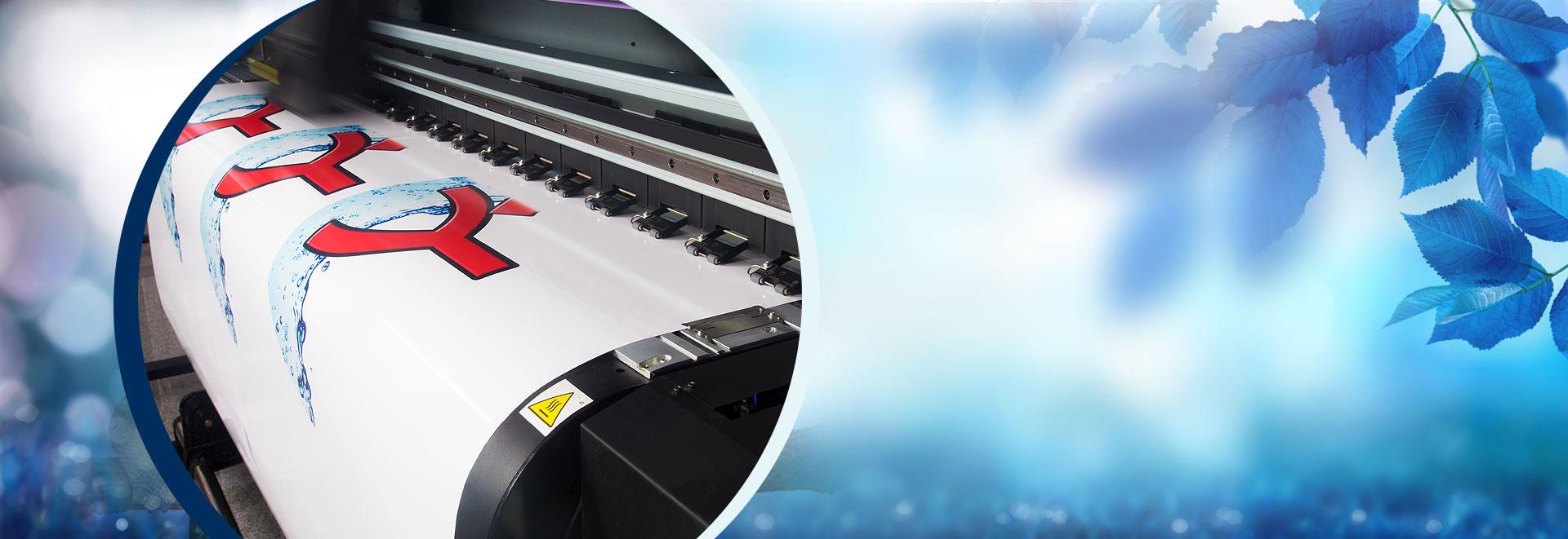 Hochwertiger Digitaldruck
